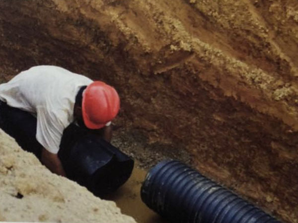 九江城市污水管网项目改造工程