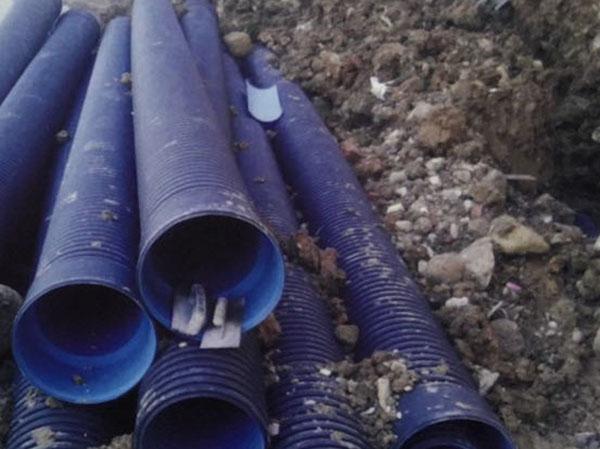 吉安市吉水县城市污水管网项目工程