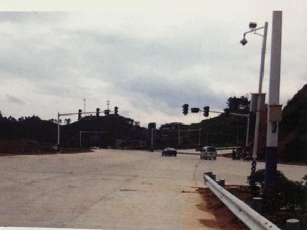 赣州市寻乌县迎宾大道改造工程